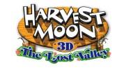 ナツメのE3発表予定ソフト、1つは『牧場物語』の新作『Harvest Moon: The Lost Valley』。3DS向けに北米で年内発売予定 **UPDATE