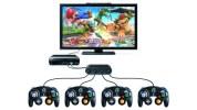 米小売、「Wii U用ゲームキューブコントローラ接続タップ」「スマブラ特別仕様ゲームキューブコントローラ」の予約受付を開始。ソフトと3点セットのバンドル版も