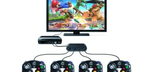 Game Cube Controller Adapter for WiiU