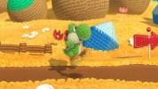 WiiU『Yoshi's Woolly World』、Wii『毛糸のカービィ』よりも歯ごたえのある難易度に