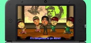 Tomodachi Life - The Rules of Zelda