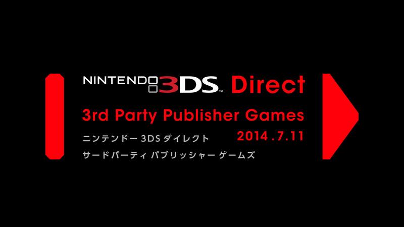 NintendoDirect3rdPartyPublisherGames