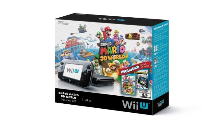 The Super Mario 3D World Wii U Deluxe Edition