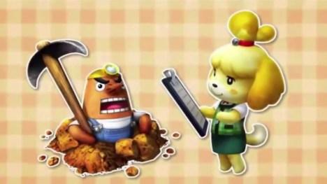 モンスターハンター4G × どうぶつの森(Monster Hunter 4 Ultimate x Animal Crossing)