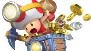 WiiU『Captain Toad: Treasure Tracker(進め!キノピオ隊長)』が豪州レーティング審査を通過+「Nintendo Treehouse: Live」の新ステージ映像