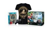任天堂UKストア、『マリオカート8』『ベヨネッタ1+2』同梱の本体セット「Wii U Bayonetta Action Pack」を発売。『マリオカート』Tシャツ付き