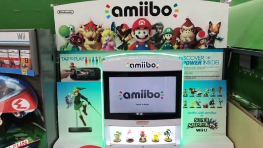 Nintendo Amiibo Demo Amiibo Retail In Store Demo Walkthrough