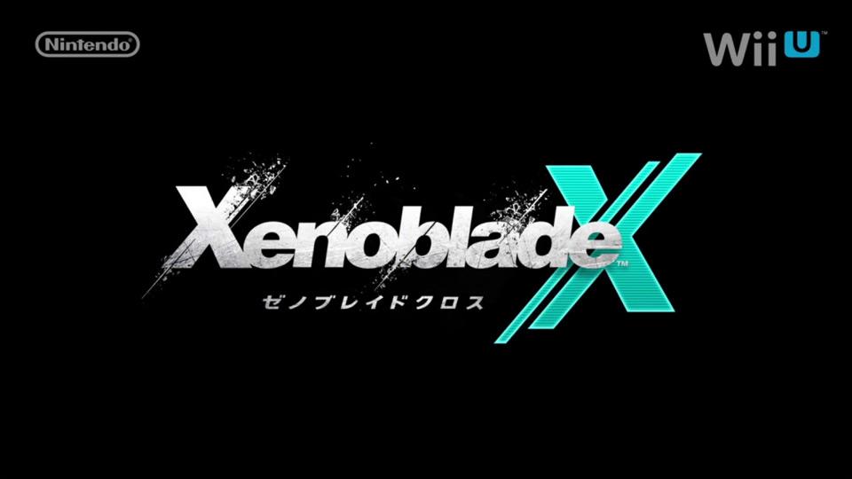 XenobladeX(ゼノブレイドクロス) ロゴ