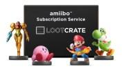 米任天堂、『amiibo』の普及促進へLoot Crateと提携。会員制のゲームグッズ配達サービス