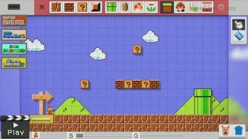 Mario Maker - スーパーマリオブラザーズ