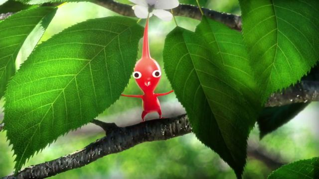 Pikmin Short Movies - Red Pikmin