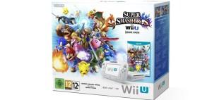 Wii U 8GB + Super Smash Bros. 4
