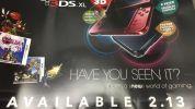 噂:『ムジュラ3D』『モンハン4U』、北米では2月にNew3DSと同時発売か