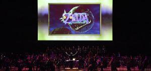 ゼルダの伝説シンフォニー:ムジュラの仮面 3D発売記念コンサート