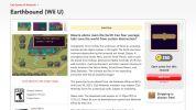 北米クラブニンテンドー、交換可能なデジタルコンテンツWiiU VC『Earthbound(MOTHER2 ギーグの逆襲)』が一時品切れに