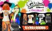 3DS『ガールズモード3』、イカロゴTやニット帽、パーカー、スカートなど『スプラトゥーン』モチーフのコラボアイテムが配信