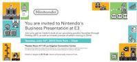 任天堂、「E3 2015」のビジネス・プレゼンテーションで2015年秋冬から2016年にかけてのソフトを紹介