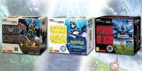 欧州任天堂、『モンハン4U』『ポケモンAS』『ゼノブレイド』をそれぞれ同梱するNew3DS本体セットを発表。きせかえプレートやテーマも付属