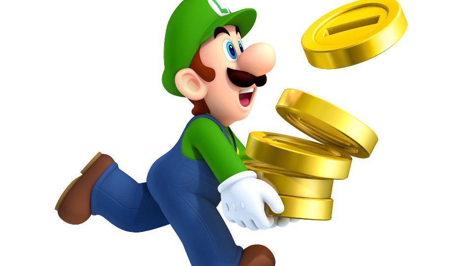 New Super Mario Bros. 2 - Luigi