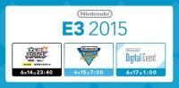 任天堂、E3 2015特設ページをオープン。『スマブラ3DS/WiiU』更新情報&新要素紹介番組も #NintendoE3JP