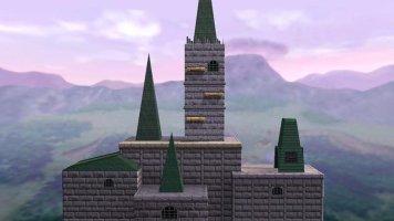 ハイラル城(64)