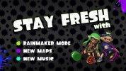 """大型更新でピチピチな鮮度を保つ、WiiU『スプラトゥーン』の彩り良い新トレーラー""""Stay Fresh"""""""
