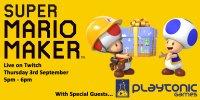 英任天堂と元レアのPlaytonicがコラボ、WiiU『スーパーマリオメーカー』特別番組で『ドンキーコング』コースなど複数を披露