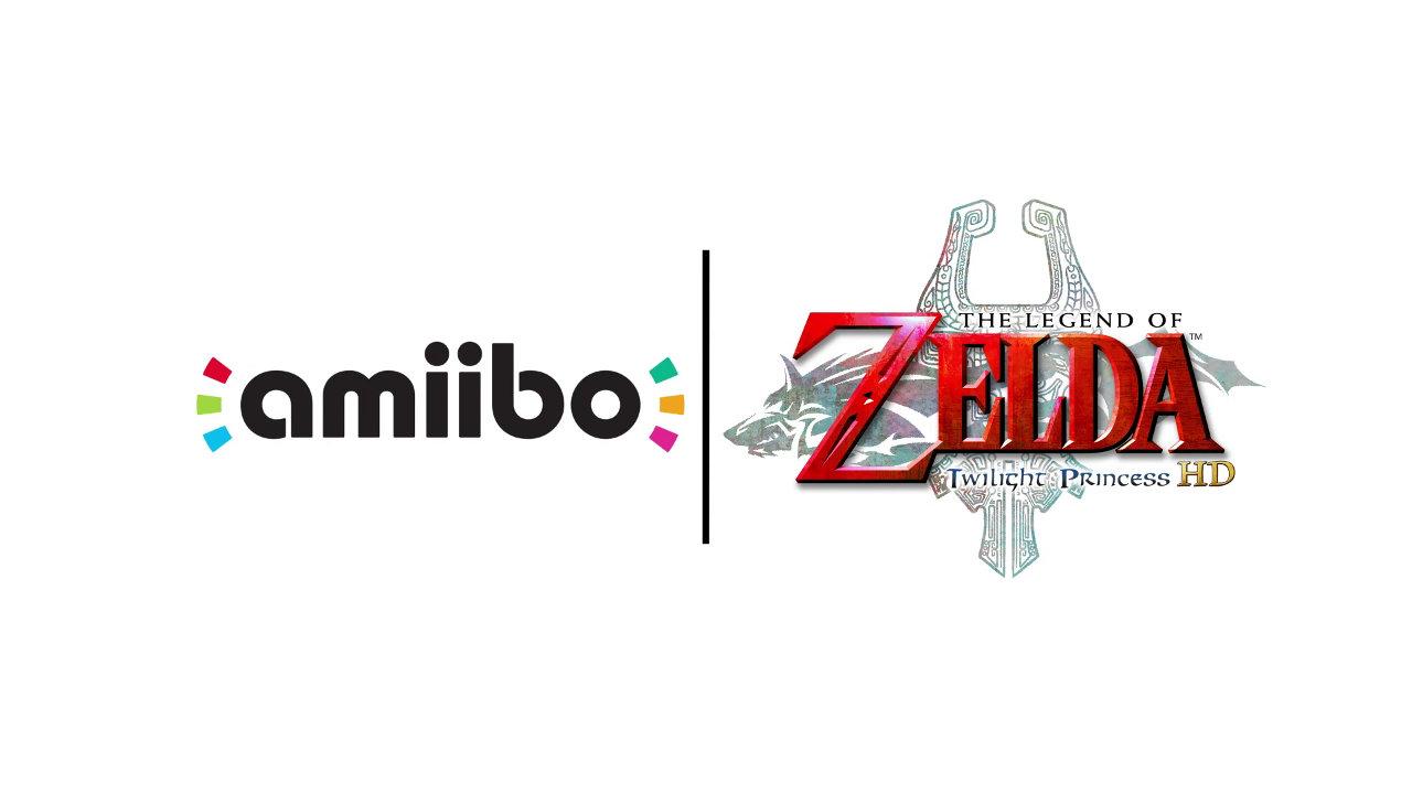 amiibo × ゼルダの伝説 トワイライトプリンセス HD
