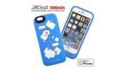 『星のカービィ』デザイン、3000mAhのモバイルバッテリー内蔵iPhone 6s/6対応ケース