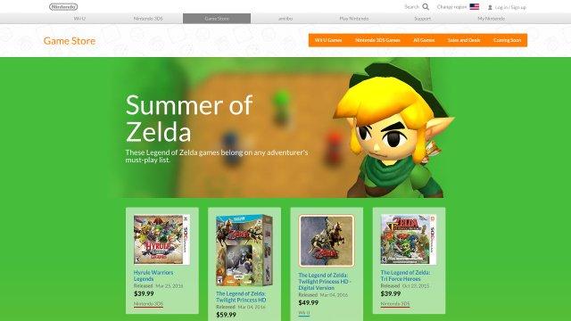 Summer of Zelda