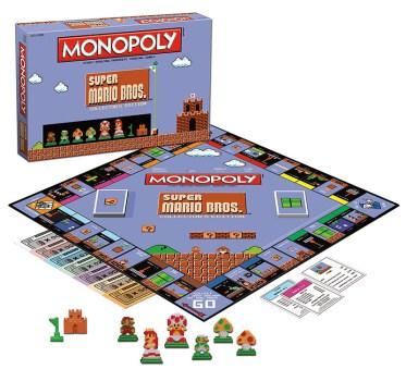 MONOPOLY: Super Mario Bros. Collector's Edition