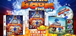 Sonic Boom: Fire & Ice - Launch Edition