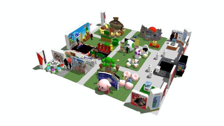 Play Nintendo Tour 2016 イメージ
