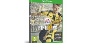 FIFA 17 カバー