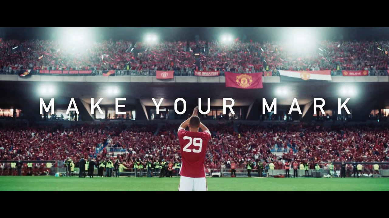 """FIFA 17 Official TV Commercial """"Make Your Mark"""""""