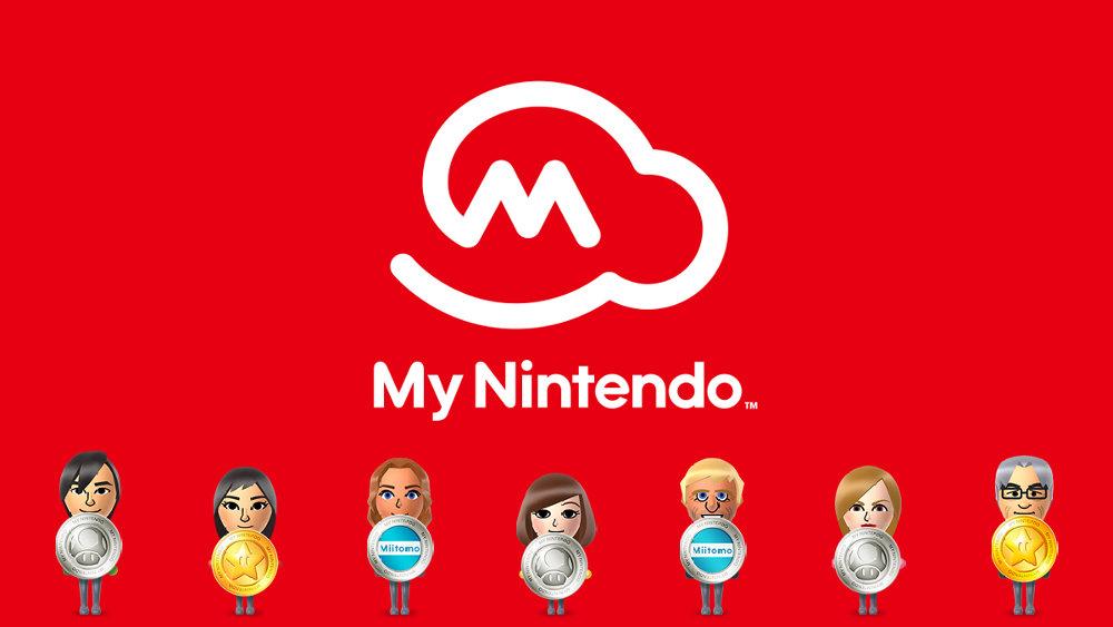 My Nintendo マイニンテンドー