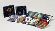 音楽でゼルダの30年を振り返る『30周年記念盤 ゼルダの伝説 ゲーム音楽集』の初回生産限定仕様や全93曲の収録曲