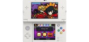 3DS テーマ - アシュリーのハロウィン