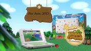 3DS『とびだせ どうぶつの森』、ソフト内蔵の特別仕様ニンテンドー3DS LLが欧米でもリリース