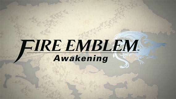 ファイアーエムブレム 覚醒 Fire Emblem Awakening