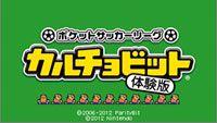 3DS ポケットサッカーリーグ カルチョビット 体験版