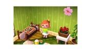 3DS『とびだせ どうぶつの森』、4月の配信プレゼントは「さくらクロック」