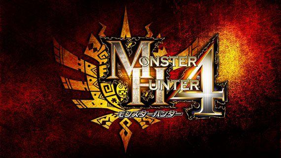 3DS モンスターハンター4 ロゴ