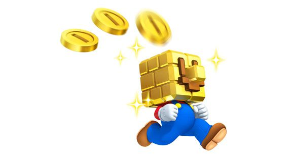 3DS New Super Mario Bros. 2 Gold