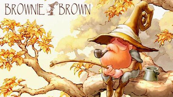 ブラウニー・ブラウン