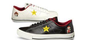 Converse One Star Super Mario Bros. Detail