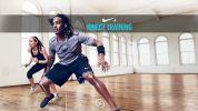 『Nike+ Kinect Training』で、自宅のリビングが本格的なトレーニングルームに