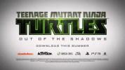 Activision、タートルズシリーズ最新作『Teenage Mutant Ninja Turtles: Out of the Shadows』を正式発表。ダウンロードソフトとして今夏リリース