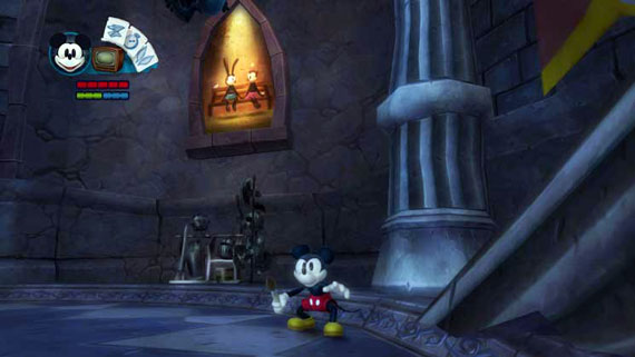Wii U Epic Mickey 2: The Power of Two