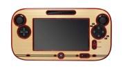 Wii U GamePadをファミコンコントローラ型デザインにする『レトロフェイスプレート』